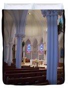 The Sanctuary  Duvet Cover