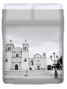The Santo Domingo Duvet Cover