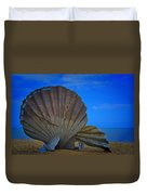 The Scallop Duvet Cover