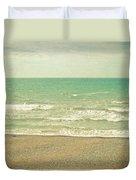 The Sea The Sea Duvet Cover