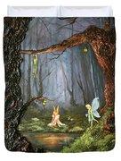The Secret Forest Duvet Cover