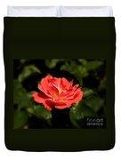 The Secret Rose Duvet Cover