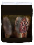The Seekers Duvet Cover by Terry Fleckney