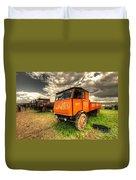 The Sentinel Wagon  Duvet Cover