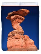 The Serpent Hoodoo Duvet Cover