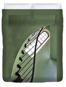 The Servants' Staircase Duvet Cover