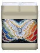 The Seven Spirits Series - The Spirit Of The Lord Duvet Cover