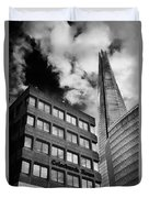 The Shard From Tooley Street Duvet Cover