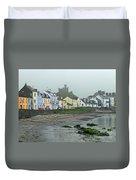 The Shores Of Ireland Duvet Cover