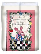 The Shrimp Moose And Other Waffle Shop Recipes Cookbook Calvary Church Memphis Tn Duvet Cover