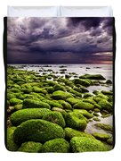The Silence After The Storm Duvet Cover