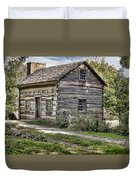 The Simple Life Duvet Cover by Heather Applegate