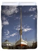 The Skipjack Rosie Parks Duvet Cover