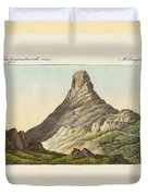 The Skuir On The Egg Island Duvet Cover