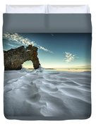 The Sleeping Giants Sea Lion Duvet Cover