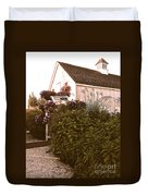 The Small Chapel On The Bay Duvet Cover