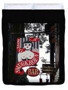 The Smugkroen Bar Duvet Cover