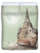 The Snail's Dream Duvet Cover