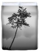 The Solitary Tree Duvet Cover