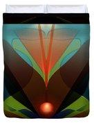 The Soul Vase Duvet Cover