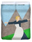 The Sound Of Music Duvet Cover