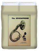 The Sousaphone Duvet Cover