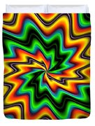 The Spark By Rafi Talby  Duvet Cover