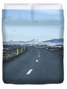 The Speed I Need Duvet Cover