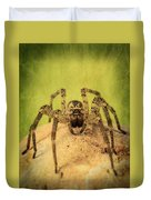 The Spider Series X Duvet Cover