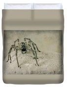 The Spider Series Xi Duvet Cover