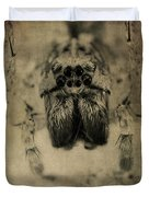 The Spider Series Xiii Duvet Cover