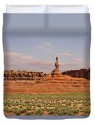 The Spindle - Valley Of The Gods Duvet Cover