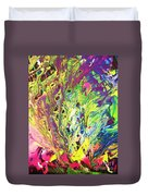 The Spirit Of Royalty Duvet Cover