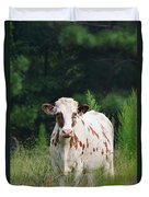 The Spotted Cow Duvet Cover