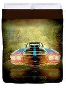 The Ss Car Duvet Cover