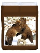 The Stand Off Duvet Cover