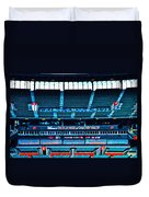 The Stands At Oriole Park Duvet Cover