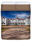 The Stanley Hotel Duvet Cover