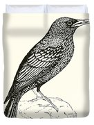 The Starling Duvet Cover