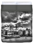 The Stavros N Niarchos London Duvet Cover