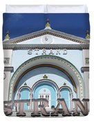 The Strand Key West Duvet Cover