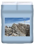 The  Summit - 1 Duvet Cover