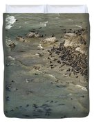 The Sun Worshippers No. 2 Duvet Cover