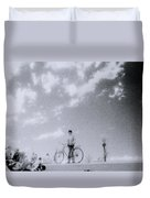 A Surreal Day Duvet Cover