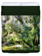 The Swamp - Wetlands Duvet Cover