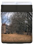 The Sycamores Duvet Cover