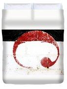 The Symbol Duvet Cover