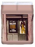 The Tailor Duvet Cover