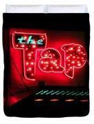 the Tap Duvet Cover