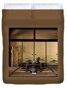 The Tea Room Duvet Cover